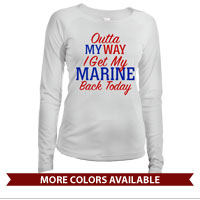 _Long Sleeve Solar Shirt (Ladies): Outta my way...