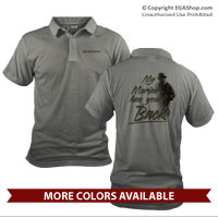 _Polo: My Marine has your Back (Unisex)