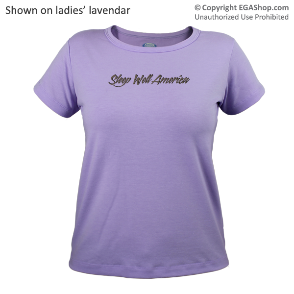 _T-Shirt (Ladies): My Marine has Your Back
