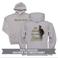 _Hoodie or Sweatshirt: My Marine Has Your Back