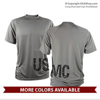 _Performance Shirt: USMC Wrap Around