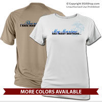 _Performance Shirt: My Marine has many brothers...