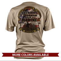 _Performance Shirt: Tough Marine Momma