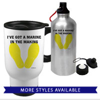 Mugs & Steins: I've got a Marine in the Making