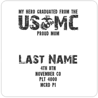 My Hero Graduated From The USMC