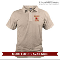 _Customized Polo: 1st Recruit Btn (Unisex)