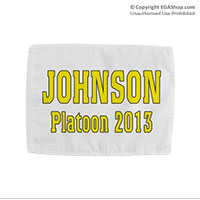 Name & Platoon, Rally Flag: 2nd BTN