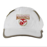 Cap: United States Marines (Red)