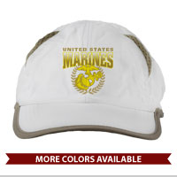 Cap: United States Marines (Yellow)