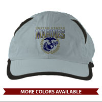 Cap: United States Marines (Blue)