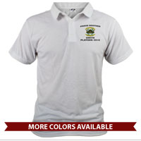 _Polo (Unisex): 2nd Battalion Crest