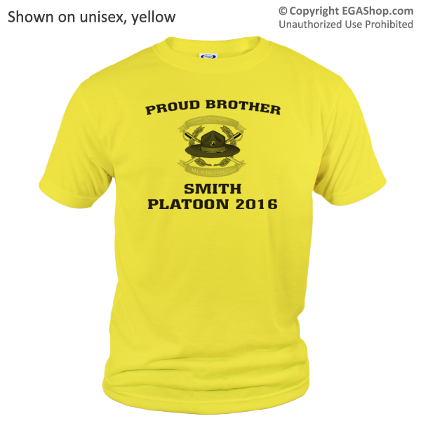 _T-Shirt (Unisex): 2nd Battalion Crest