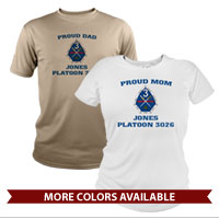 _Performance Shirt: 3rd Battalion Crest