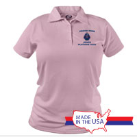 _Polo (Ladies): 3rd Battalion Crest