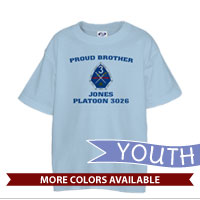 _T-Shirt (Youth): 3rd Battalion Crest