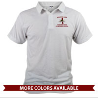 _Polo (Unisex): 4th Battalion Crest