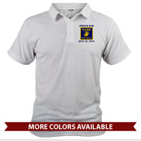 _Polo (Unisex): 3rd Battalion Guidon