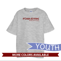 _T-Shirt (Youth): 1st Battalion Hashtag Strong