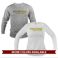 _Long Sleeve Shirt (Unisex): 2nd Battalion Hashtag Strong