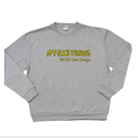 _Sweatshirt: 2nd Battalion Hashtag Strong
