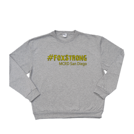 _Hoodie or Sweatshirt: 2nd Battalion Hashtag Strong