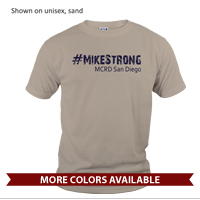 _T-Shirt (Unisex): 3rd Battalion Hashtag Strong