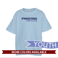 _T-Shirt (Youth): 3rd Battalion Hashtag Strong