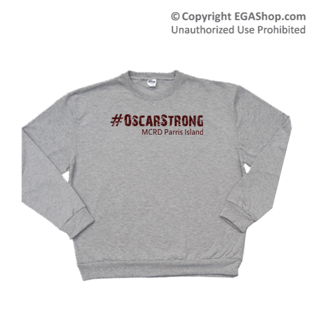 _Hoodie or Sweatshirt: 4th Battalion Hashtag Strong