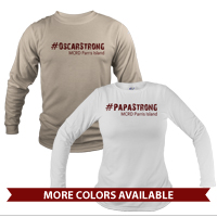 _Long Sleeve Shirt (Unisex): 4th Battalion Hashtag Strong