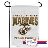 Garden Flag: Proud Family