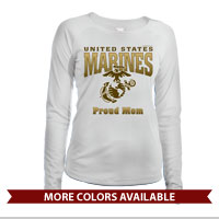 _Long Sleeve Shirt (Ladies, Solar): Proud Family
