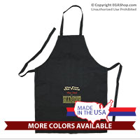 Apron: The Family (Black or White)