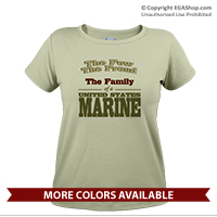 _T-Shirt (Ladies): The Family