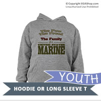 Youth Long Sleeve: The Family