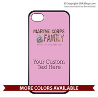Cell Phone Cover: Camo Family w/ Choices