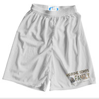 _Athletic Shorts: Camo Family (Unisex)