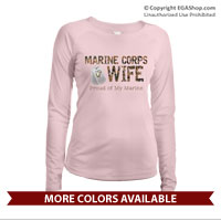 _Long Sleeve Shirt (Ladies, Solar): Camo Family