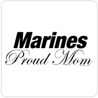 Marines Proud Mom