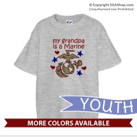 _T-Shirt (Youth): Kids Art EGA