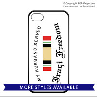 Cell Phone Cover: Campaign Ribbons
