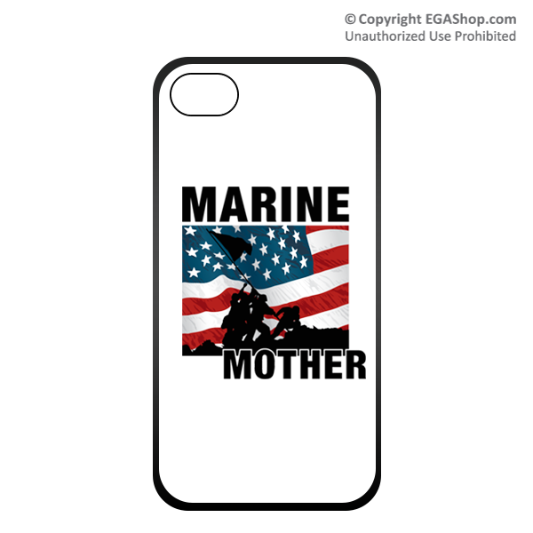 Cell Phone Cover: Iwo Jima Marine Family