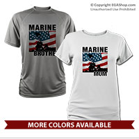 _Performance Shirt: Iwo Jima Marine Family