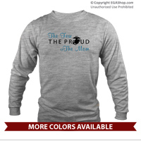 _Long Sleeve Shirt: The Few The Proud (Heart)