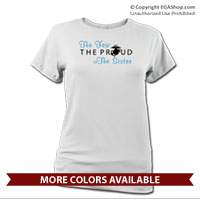_Performance Shirt: The Few The Proud (Heart)