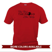 _T-Shirt (Unisex): The Few The Proud (Heart)