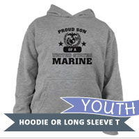 Youth Hoodie or Long Sleeve Shirt: Proud Family -Varsity
