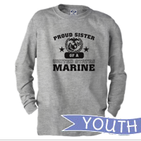 Youth Long Sleeve Shirt: Proud Family -Varsity