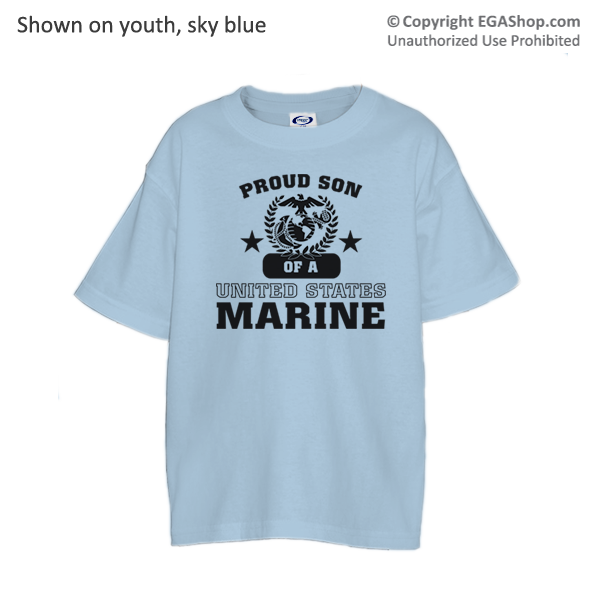 _T-Shirt (Youth): Proud Family -Varsity