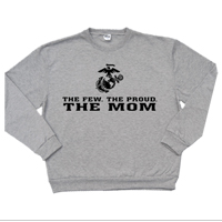 _Hoodie or Sweatshirt: The Few The Proud - black