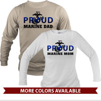 _Long Sleeve Shirt (Unisex): Proud EGA